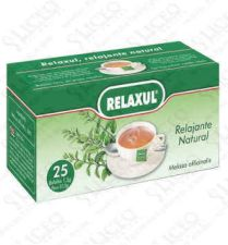 RELAXUL 25 FILTROS