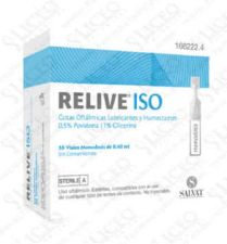 RELIVE ISO 0.4 ML 30 MONODOSIS