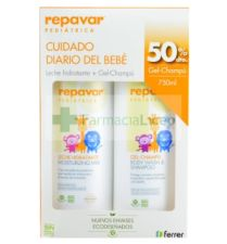 REPAVAR PEDIATRICA LECHE + GEL