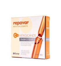 REPAVAR REVITALIZANTE AMPOLLAS FLASH EXTREME 5 AMP