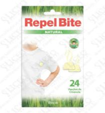 REPEL BITE NATURAL PARCHES ROPA CON CITRONELLA 2