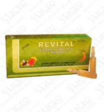 REVITAL AMP BEBIBLE 20 AMPOLLAS