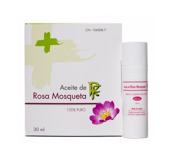 RUEDA FARMA ROSA MOSQUETA ACEITE 30 ML