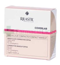 RILASTIL COVERLAB MAQ COMPACTO SPF 30 DRY NATURA