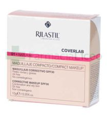 RILASTIL COVERLAB MAQ COMPACTO SPF 30 NM NATURAL