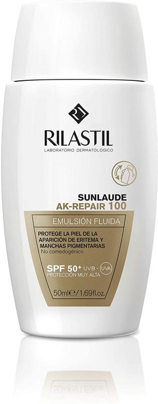 RILASTIL SUNLAUDE AK REPAIR 100 EMULSION FLUIDA 50 ML
