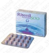 RITENIL 600 ACUARETIC 45 COMP