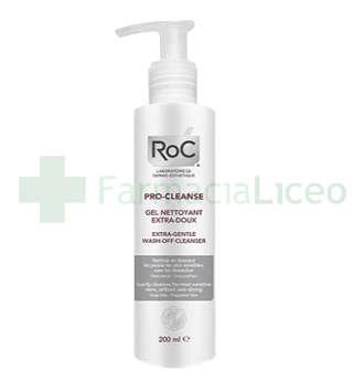ROC PRO-CLEANSE DESMAQUILLANTE EXTRA SUAVE 200 ML