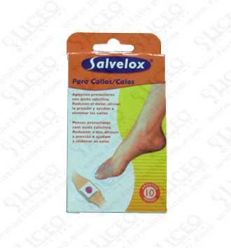 SALVELOX CALLOS CON ACIDO SALICILICO 57 MM X 19