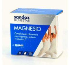 SANDOZ BIENESTAR MAGNESIO 30 SOBRES
