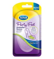 SCHOLL PARTY FEET GEL ALMOHADILLAS PLANTARES