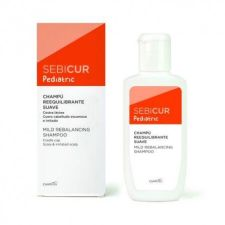 SEBACUR CHAMPU PEDIATRICO 125 ML