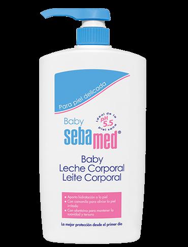 SEBAMED BABY LECHE CORPORAL 750 ML