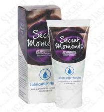 SECRET MOMENTS GEL LUBRICANTE NEUTRO 50 ML