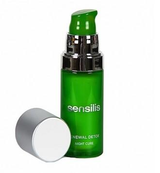 SENSILIS RENEWAL DETOX NIGHT CURE 30 ML