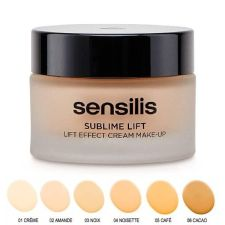 SENSILIS SUBLIME LIFT MAKE-UP EFFECT CREAM 30 ML