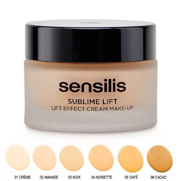 SENSILIS SUBLIME LIFT MAKE-UP EFFECT CREAM 02 AMANDE 30 ML