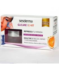 SESDERMA PACK GLICARE CONTORNO+CVIT PARCHES