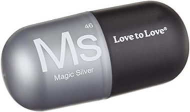 SEXY PILLS MAGIC SILVER
