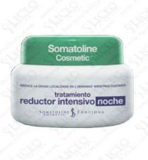 SOMATOLINE COSMETIC TTO RED INT 7 NOCHES 250 ML