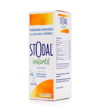 STODAL SIROP INFANTIL 150ML BOIRON