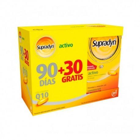 SUPRADYN ACTIVO 90 COMPRIMIDOS + 1 MES GRATIS