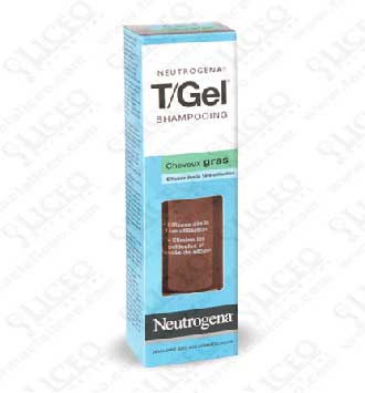T-GEL CHAMPÚ CABELLO NORMAL Y GRASO NEUTROGENA 250 ML