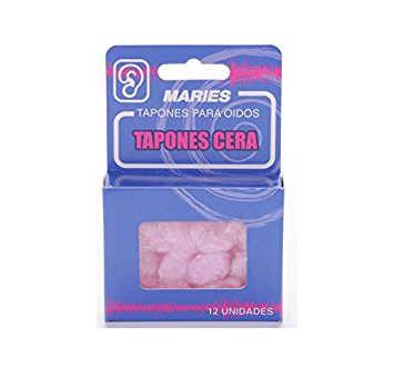TAPONES OIDOS MARIES CERA 15 U