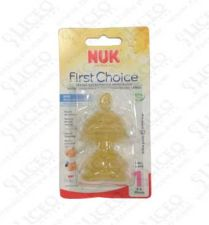 TETINA LATEX ANTICOLICO NUK FIRST CHOICE ALIMENT