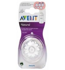 TETINA NATURAL FLUJO VARIABLE PHILIPS AVENT +3 M