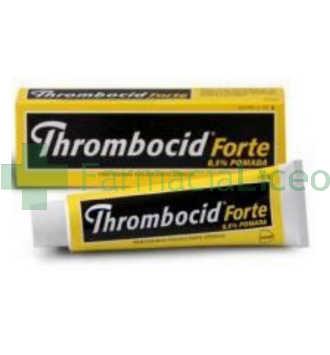 THROMBOCID FORTE 0.5% POMADA 1 TUBO 60 G