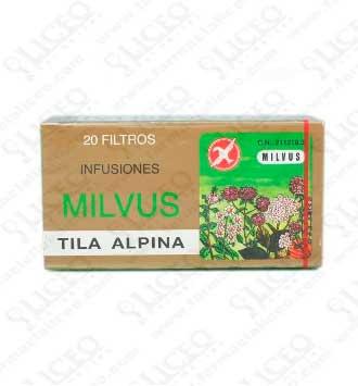 TILA ALPINA 1.2 GR 20 FILTROS