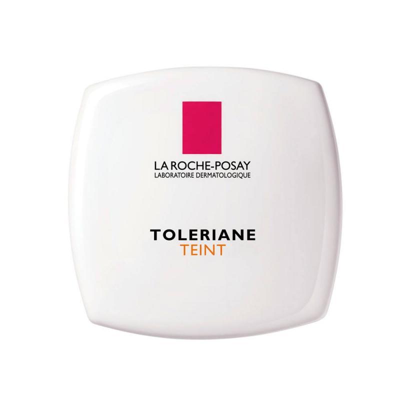 TOLERIANE FONDO DE TONO CORRECTOR COMPACTO 13 BEIGE SABLE 9 GR LA ROCHE POSAY