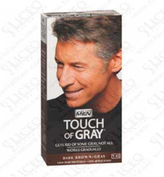 TOUCH OF GREY CASTAÑOS 40 GR CASTAÑO CLARO MEDIO
