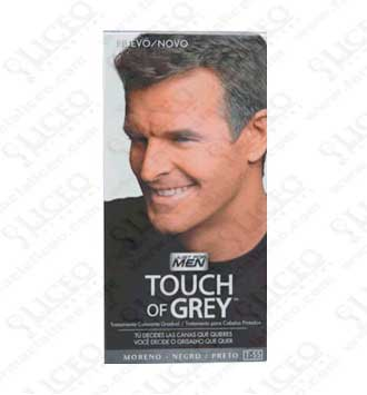 TOUCH OF GREY MORENO-NEGRO 40 GR
