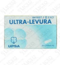 ULTRA-LEVURA 50 MG 20 CAPSULAS