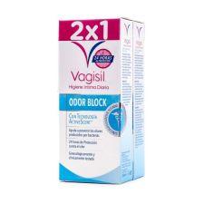 VAGISIL HIGIENE INTIMA ODOR BLOCK DUPLO 250 ML