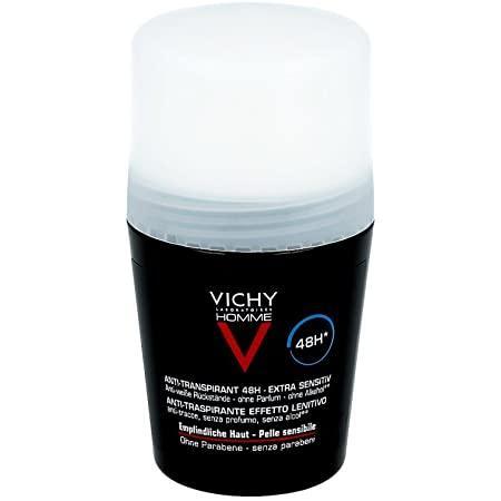 VICHY HOMME DESODORANTE PIEL SENSIBLE 50 ML