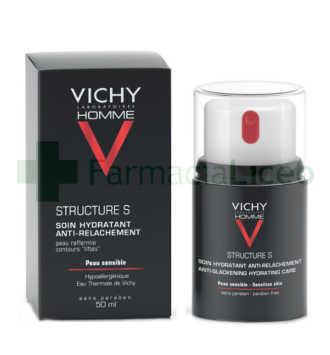VICHY HOMME RESTRUCTURE S TRATAMIENTO REAFIRMANTE HIDRATANTE