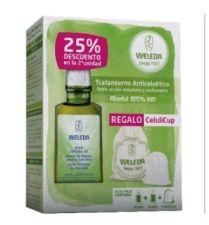 WELEDA ABEDUL PACK ANTICELULITICO (ACEITE 2U+CELULICUP)