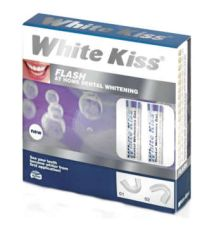 WHITE KISS FLASH COMPLETO BLANQUEAMIENTO DENTAL